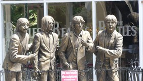 The Beatles in Varadero / Kuba