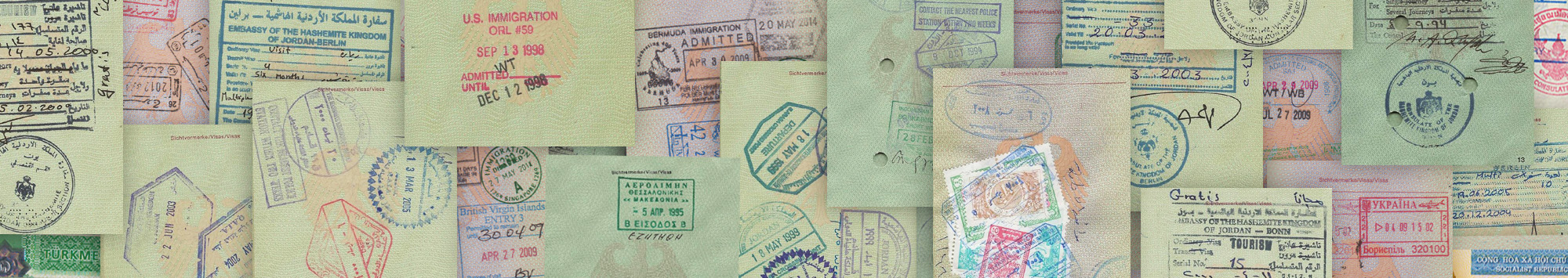 Internationale Visa